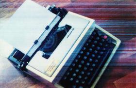 Typewriter Po-Go image